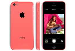 IPhone 5c pink 16gig unlock