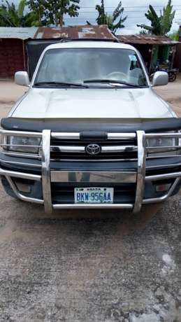 Clean Toyota 4 runner 1999 model for sale. Ethiope East - image 2