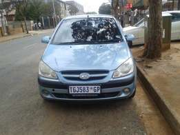 2006 Hyundai Getz 1.6 For Sale R58000 Is Available