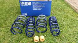 Vw, Golf 7 GTI H&R lowering springs