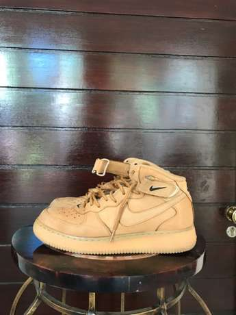 Nike Air Force 1 Mid Wheats uk8 Sandton - image 2