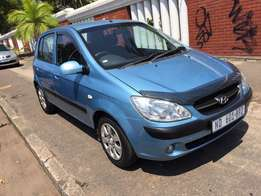 2010 Hyundai Getz for sale