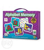 Alphabet Memory for kids