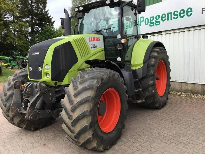 Claas axion 850 - 2012