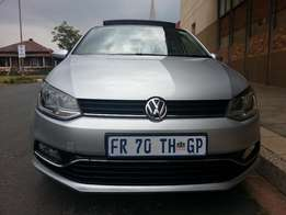 Here 2015 VW POLO TSI 1.2 COMFORTLINE , Excellent Condition,Full House
