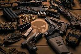 Firearm related services - training, competency, renewal, new, etc.
