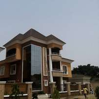 5 bedroom dulex at Jabi lake Abuja
