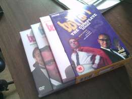 DVD Bottom complete series 1,2 and 3,