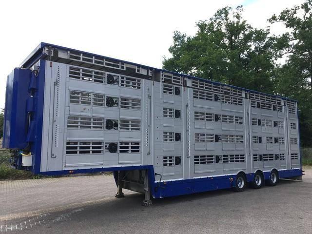 Pezzaioli 1/2/3/4 stock type 2 low bed backdoor - 2014