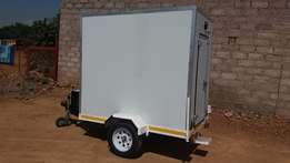 Mobile cooler/freezer for hire