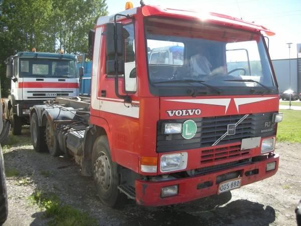 Volvo Fl 7 6x2 Vta - 1997