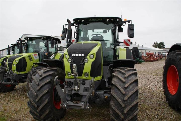 Claas Axion 870 Cmatic - 2018