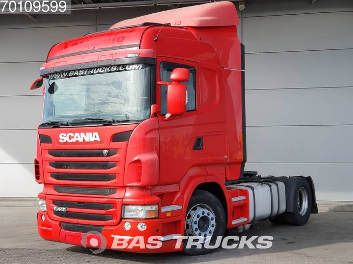 Scania R440 4X2 Retarder Euro 5 - 2012