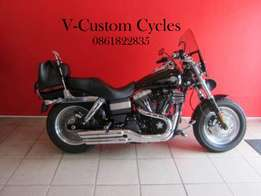 2012 Dyna FatBob Price Has Been Reduced by R12 000.00!
