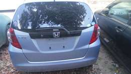 Honda Fit fully loaded quick sale
