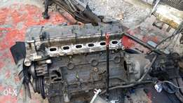 E36 engine and gearbox 320i for sale