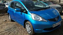 Honda Fit KCM 2010 Genuine Mileage of only 66980kms All proof availabl