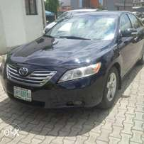 Registered 2008 Toyota Camry Le