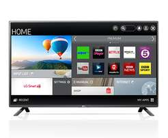 new brand 32 inch lg smart tv inbult wifi,youtube,google in town shop