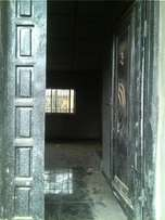 New 3 bedroom flat for rent at service agunbelewo in osogbo.
