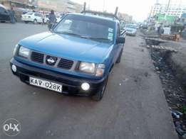 A very well maintained Nissan Hardbody np300 for sale