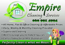 Empire cleaning