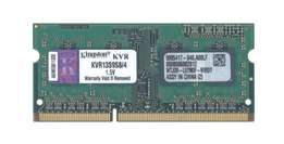 Kingston 4GB PC3-10600 DDR3-1333MHz(new)