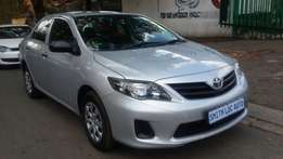 2014 toyota corolla 1.6 Quest for sale