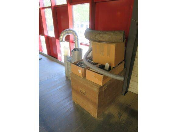 Sale chip extractor unit piping balance construction equipment