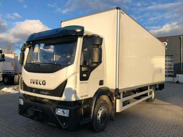Iveco Euro Cargo 140e25p Koffer Lbw Automatik - 2019