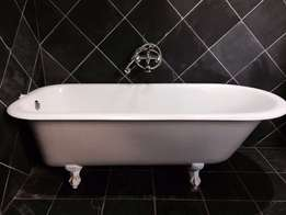 Farmhouse Victorian Bath