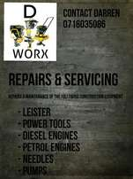Construction Equipment Repairs / Maintenance / Services