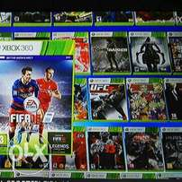 Used, UPGRADE yr X-box playstation or Wii latest games for sale  Bellville