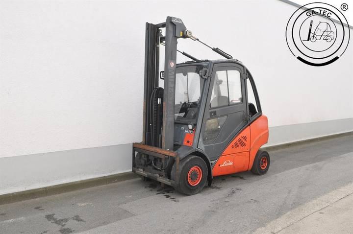 Linde H30T-01 - 2011