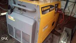 A noiseproof heavy duty 5kva Firman Generator For Sale at Cheap Prices