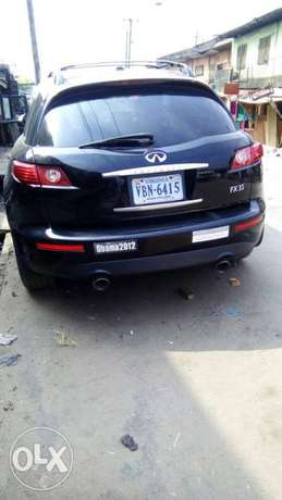 Neat Tokunbo Infiniti FX 35 Tincan Cleared Port Harcourt - image 2