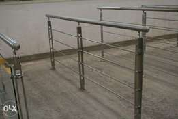 staircase handrails fittings