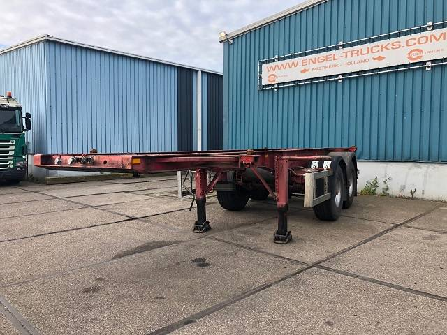 Diversen YORK SKN 28/2 20FT FULL STEEL / LAME - 1991