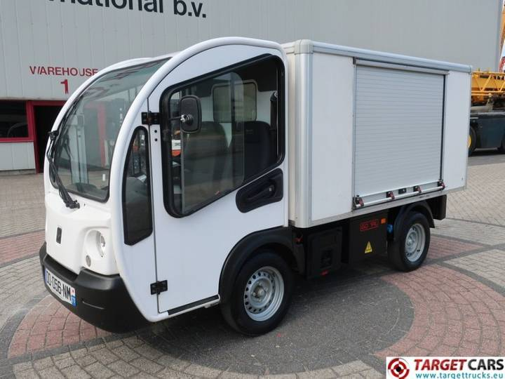 Goupil G3 Electric Closed Box Van UTV Utility Vehicle - 2014