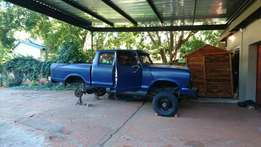 Ford F250 4x4, 1973, Restoration project Extended Cab 90% Complete