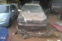 Mercedes benz c180 breaking for spares
