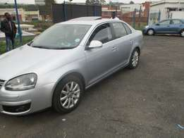 jetta 5 2.0 sunroof 2007 Model,5 Doors factory A/C And C/D Player