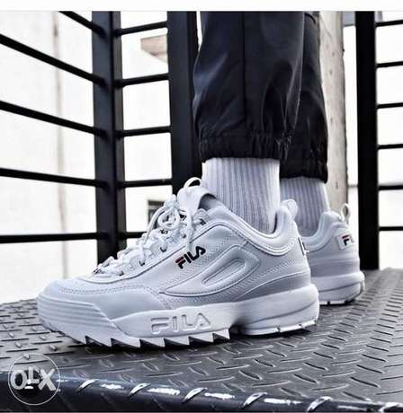 Fila Seankers avalible on tunds store online shopping Lagos - image 3