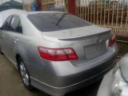 2008 model Toyota Camry sport edition clean tokunbo