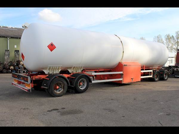 TANKMOBIL  T4LS148 GAS / LPG - 1994