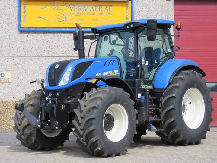 New Holland T7.270 Ac - 2019