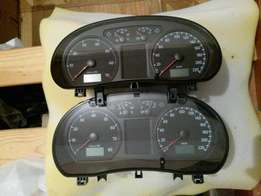 polo/vivo instrument clusters