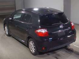 Auris 2wd kcn number