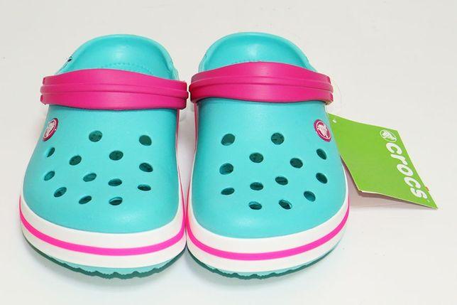 b31b40251d28 Кроксы В КОРОБКЕ Crocs женские Мята с малиной оригинал. Сабо Crocs ...
