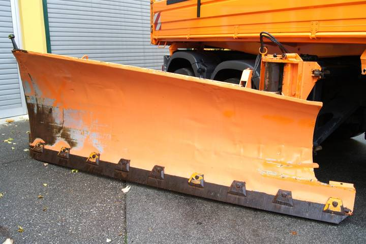 Springer SHE-A 4104 / + Seitenpflug / Schneepflug / Schneeschild - 2005 - image 11
